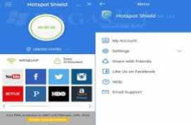 Hotspot Shield VPN Elite 5